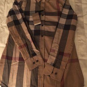 Burberry Women's Button-Down Shirt